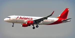avianca colombia 2013 airbus