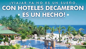 hoteles decameron