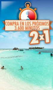 san andres 2 x 1 hoteles decameron