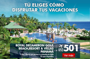 royal decameron beach panama