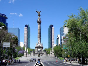 angel independencia ciudad de mexico