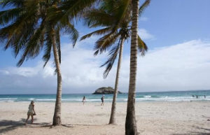 playa isla margarita portofino