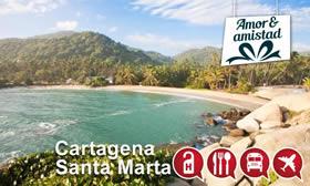 santa marta y cartagena vivacolombia
