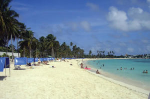 san andres on vacation