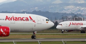 aviones avianca colombia