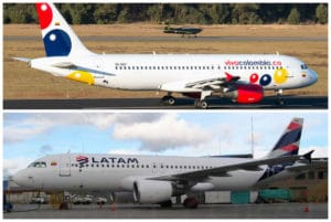 vivacolombia latam airlines