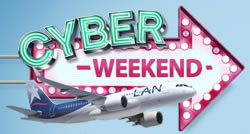 cyber weekend lan colombia