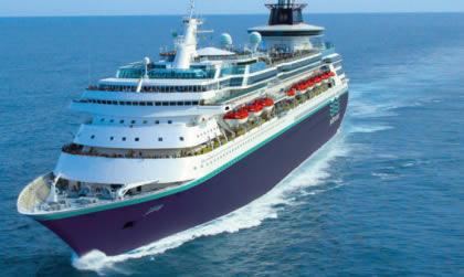 monarch pullmantur crucero