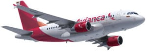 avianca colombia a320