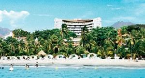 hoteles en santa marta colombia