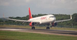 avianca cartagena a320