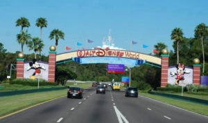 entrada walt disney world orlando