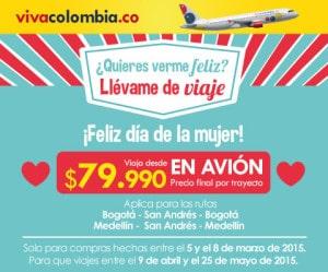 vivacolombia promocion san andres