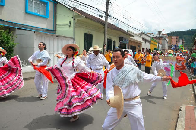 desfile de san juan