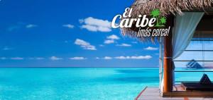 el caribe mas cerca