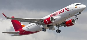 avion avianca col