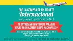 tiquetes gratis vivacolombia