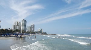 playas bocagrande cartagena