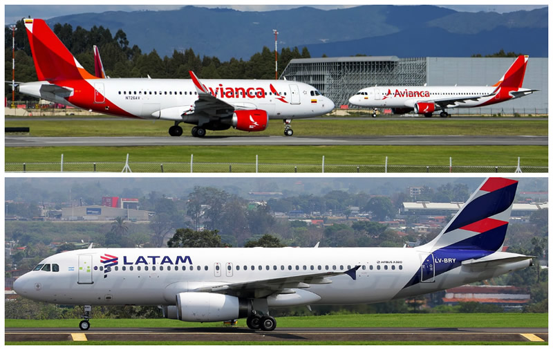 avianca latam airlines