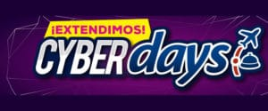 cyberdays despegar colombia