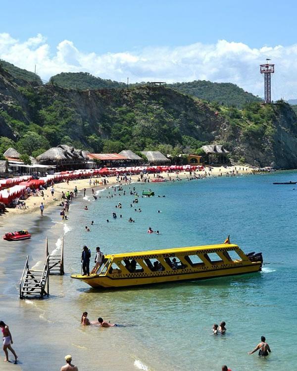 rodadero taxi marino playa blanca