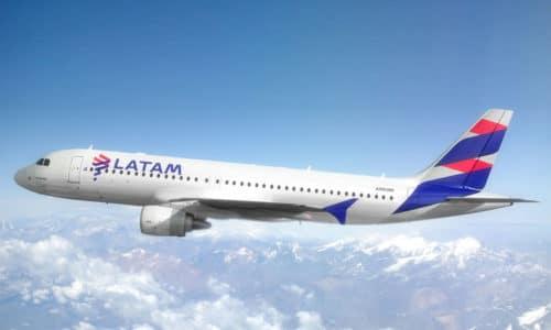 latam avion 2018 airlines