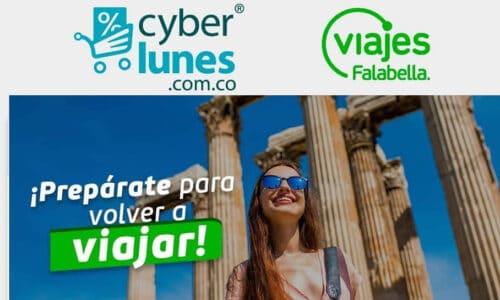 viajes falabella cyberlunes 2020 colombia
