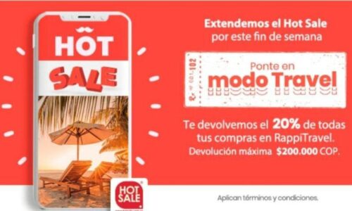 hot sale rappi travel