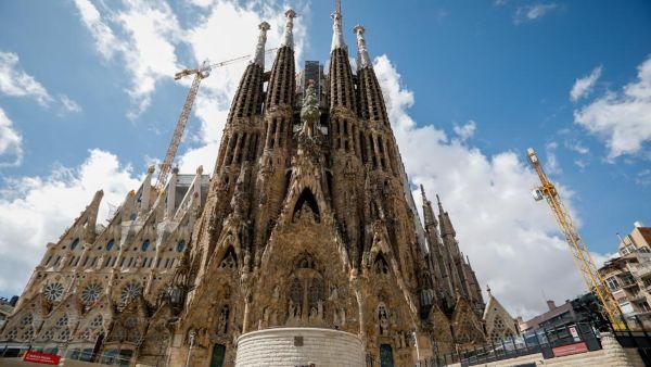 sagrada familia barcelona 1